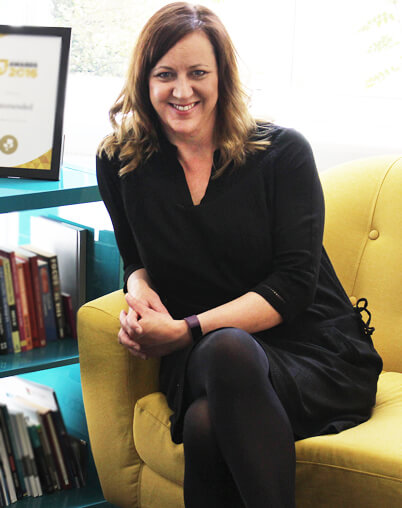 Fiona Hawkins, Managing Director
