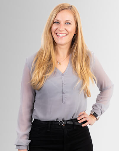 Kirsty Hewson, Account Manager